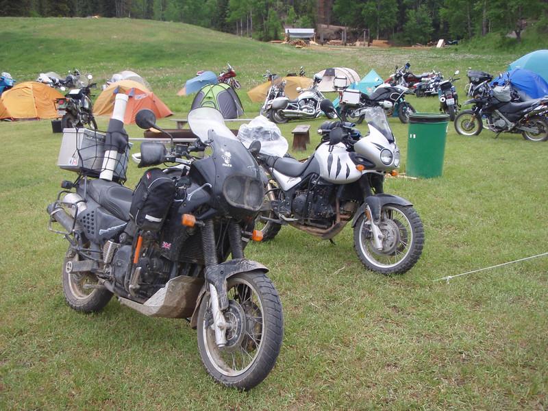 Aug 09 Horizons Unlimited Meet, Merritt BC