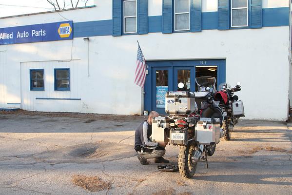 Fin de semaine au Vermont 12 Nov.2010