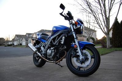 My First SV650