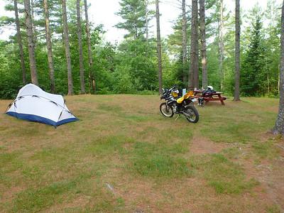 Flagstaff Lake Ride 7-14-2012