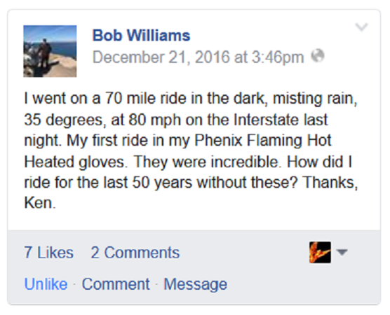 bob williams review 1