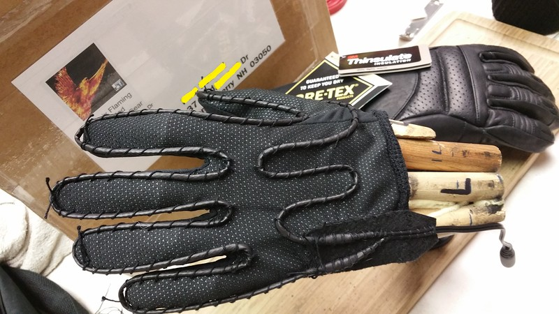 "I can add heat to ""virtually"" any glove. The Olympia Wolf glove is a poor candidate. The WeatherKing is infinitely better."