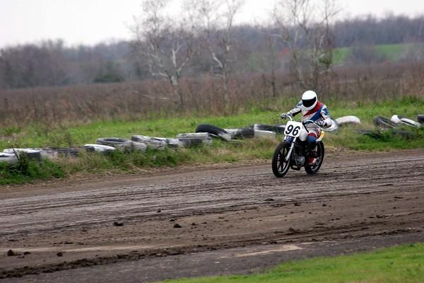 Flat track @ P A speedway