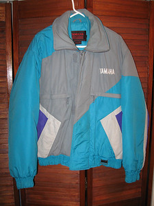 Yamaha snowmobile jacket. Make offer. Very good condition.