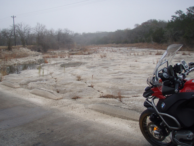 another shot of dry Blanco River