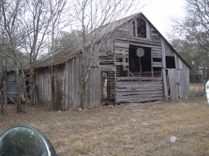 Cox Ranch barn