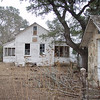 Abandoned Ranch house..Blanco County