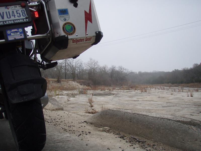 dry crossing