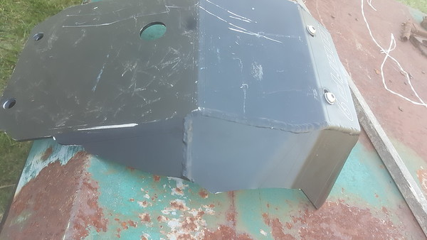 For sale warp 9 skid plate..