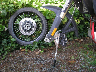 BestRest's F800GS ForkStand