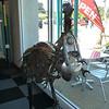 Emu sculpture