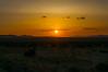 Johnson Valley Sunset