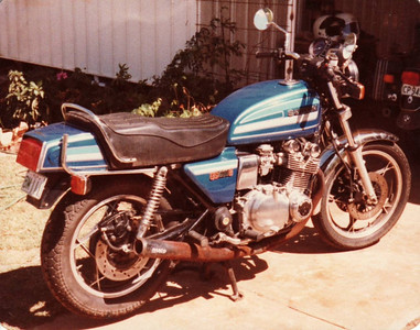 GS1000 before sidecar