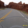 Trip from Oklahoma.<br /> Hwy 95 west of Blanding, UT