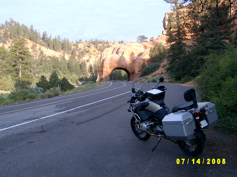 Trip from Oklahoma, Hwy 12 UT.