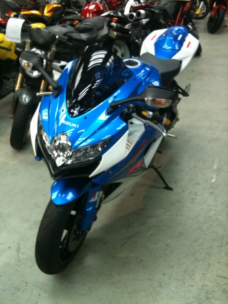 The GSXR