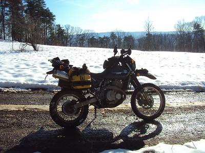 GW Snow Ride 2014