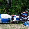 """Phil Funnell''s """"Cycle-Pod"""" 2013 Wisconsin BMW Motorcycle Rally"""