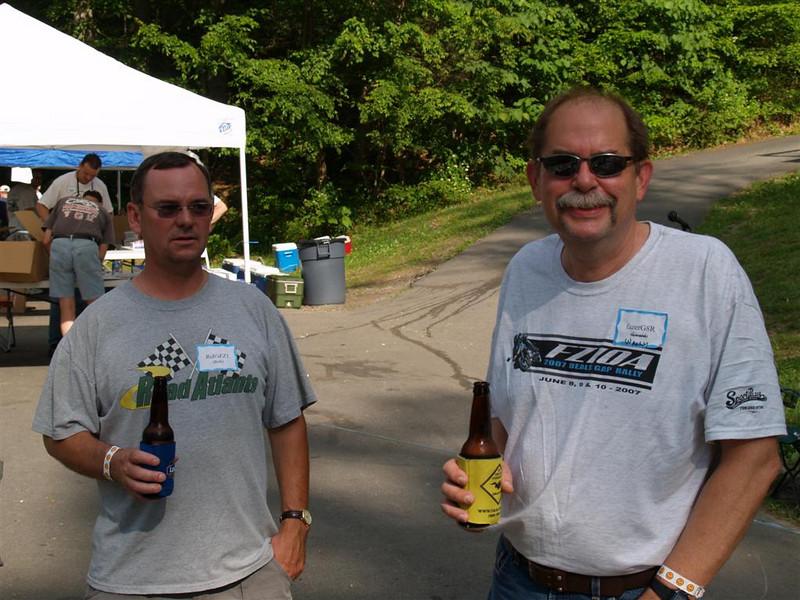 Rob'sFZ1 and FazerG8R