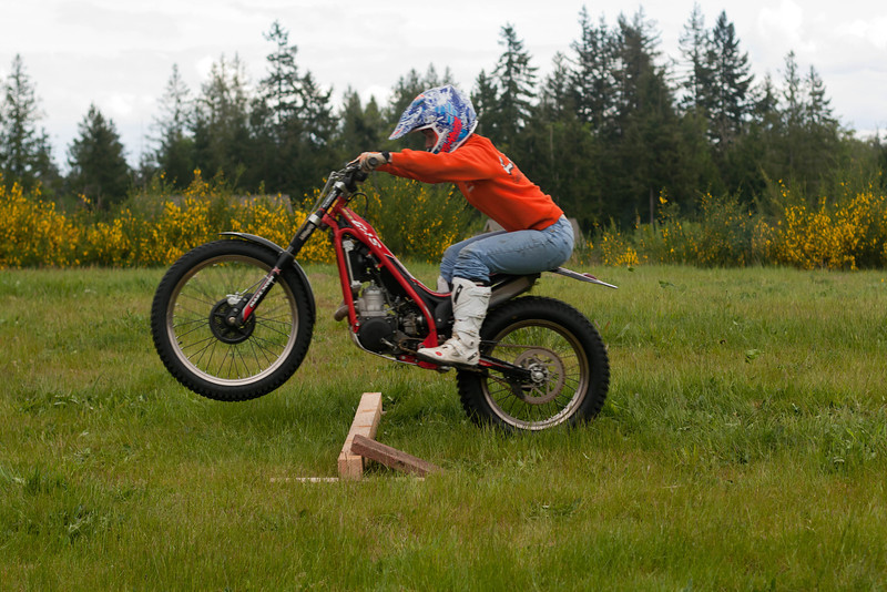 wheelies and timing...