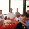 Tony, Bruce, Jeff, Ed, Emmett and Fielding Waiting for lunch. Not the best pic but it's all I've got...