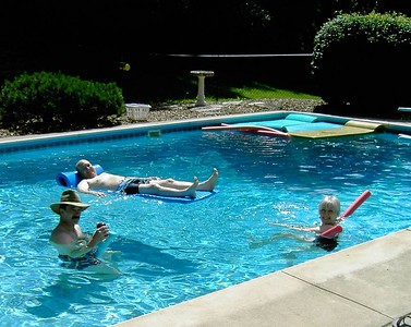 Pool Party, 2005