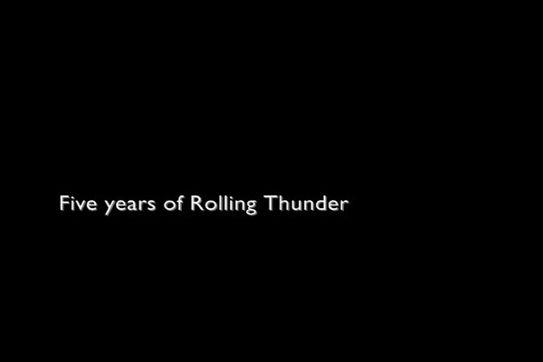 Gathering Thunder Video