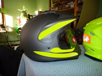 Helmet Deco