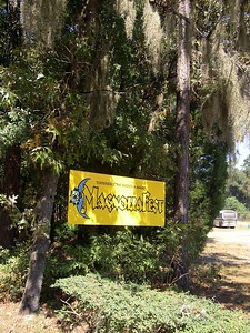 Magnoliafest in Live Oak, FL