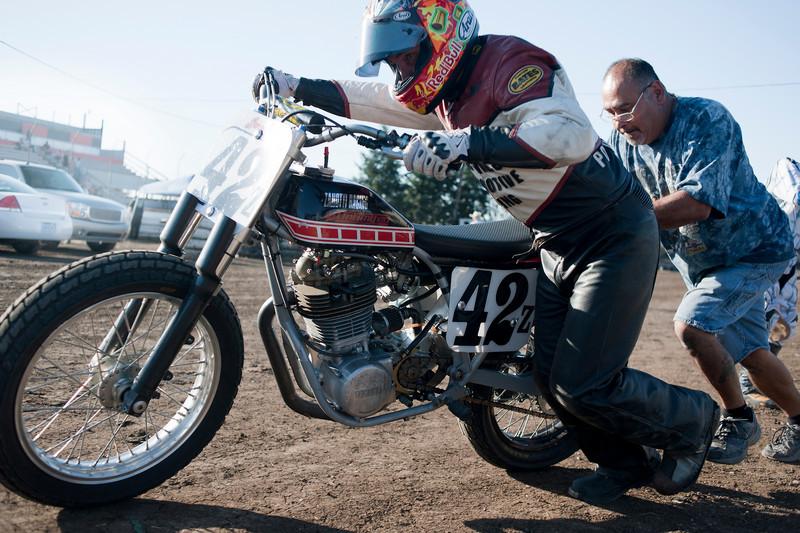 20100813 Gene Romero Flat Track0341