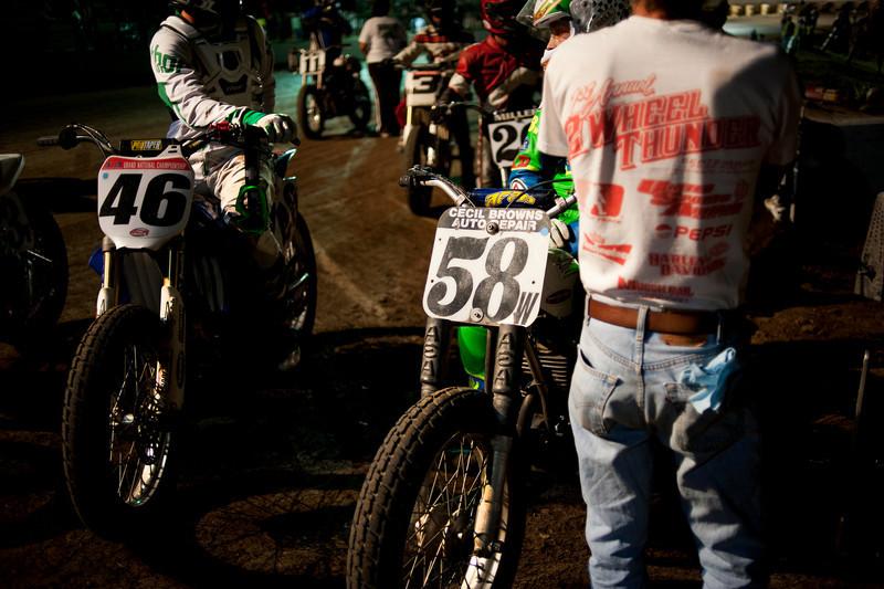20100813 Gene Romero Flat Track1018