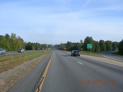 Gettysburg NP Oct 2011