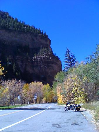 Glenwood Canyon 10-21-12