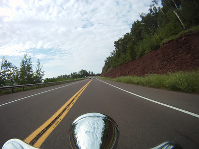 GOPR2441 GoPro views from the Wide Glide