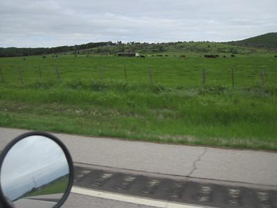 Still in the interesting part of Oklahoma.