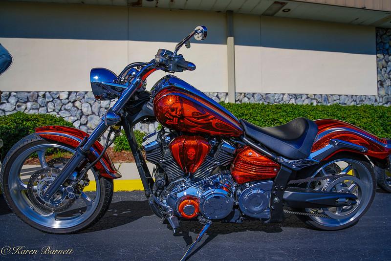 Skull Bike-2