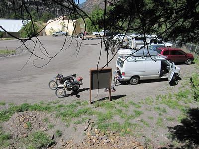 Gov Basin/Imogene Pass CO - 8/13/2010