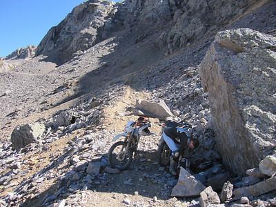 Governor Basin/St Sophia Ridge, CO - 9/10/2010