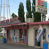 Some really fine cheeseburgers can be had at the Polar Bear Drive-In in Merrill, Oregon