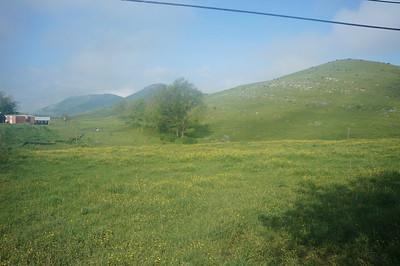 Grayson Highlands ride May 2012