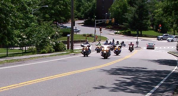 Greenhill Park Vietnam Veterans run 6-3-12