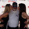 Kevin Long and the podium girls...he won something!