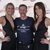 John Ormand and podium girls...