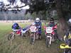 Me & Rob at a riding course