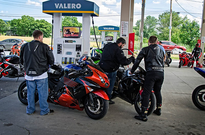 Gas Station Take Over IX