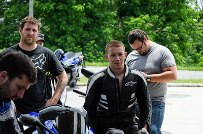 Rider Meeting VII