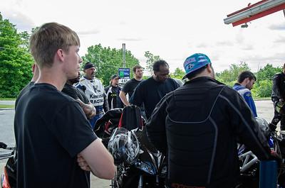 Rider Meeting VI