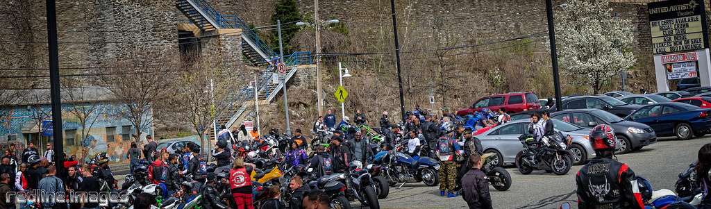 SportBikes Inc Shut the City Down Ride 2014 Season Opener