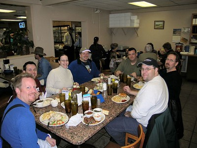 Squeaky's Strom Buy Support Ride To Eat