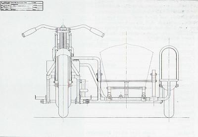 Guzzi line drawings
